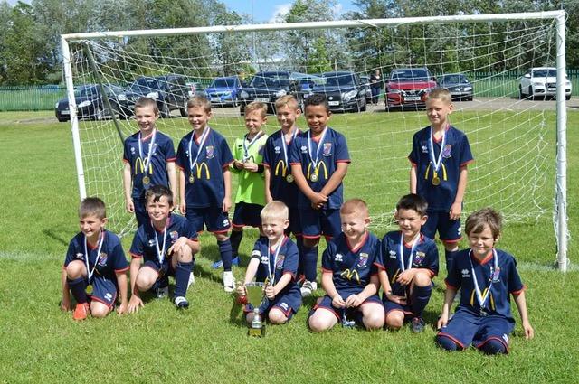 Skelton United Under 9s